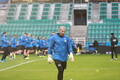 Eesti koondise treening enne EM-valikmängu Saksamaa vastu