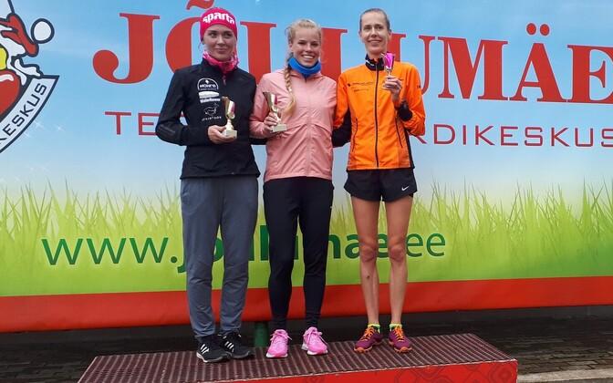 Maria Veskla, Kelly Nevolihhin ja Minna Kelk