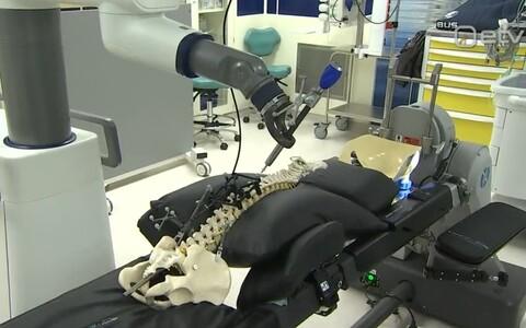 ITK uus robotkäsi.