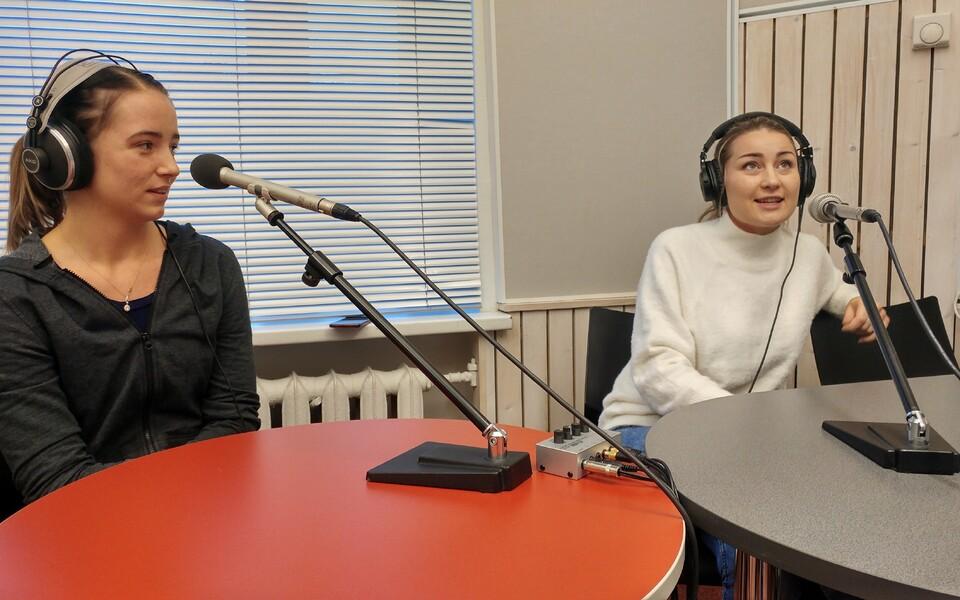 Agnes Talalaev ja Eliise Jürgenson