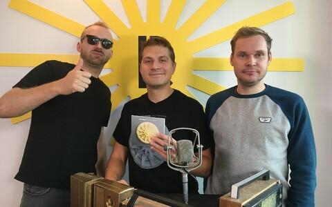 Robin Juhkental, Ikevald Rannap ja Margus Kamlat