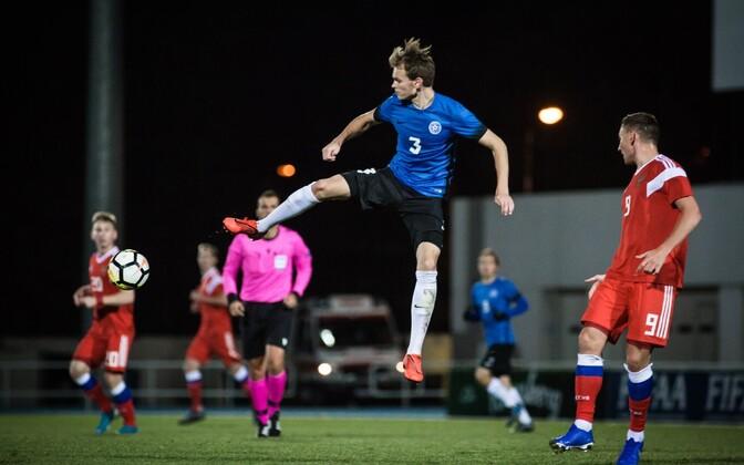 Eesti - Venemaa U-21 jalgpalli EM-valikmäng