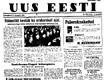 Uus Eesti 23.10.1939.