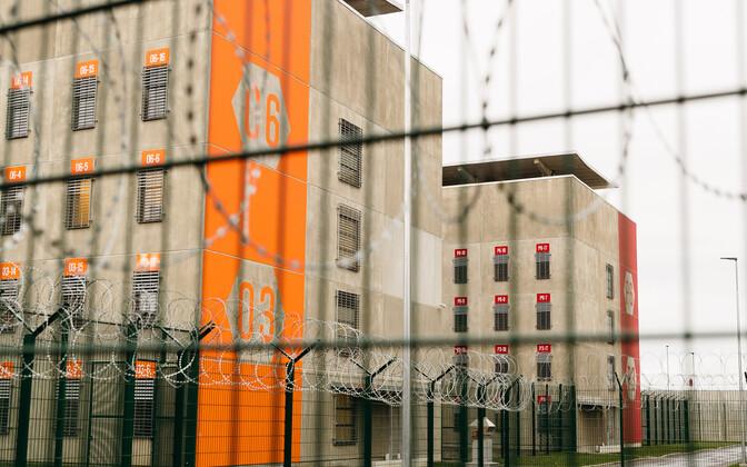 Tallinn's new prison.