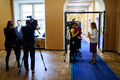 Jüri Ratas ja Kert Kingo pärast riigikogu infotundi