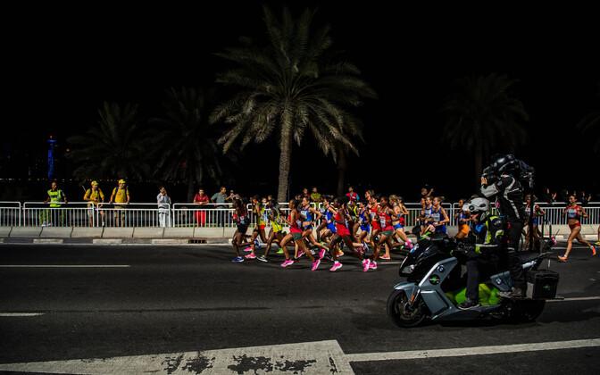 Naiste maraton Doha MM-il