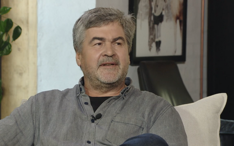Kirjanik ja filmilavastaja Mart Kivastik.