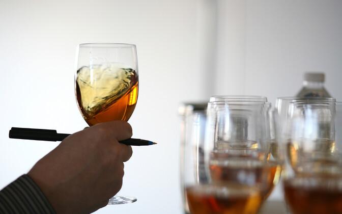 Šoti viski.