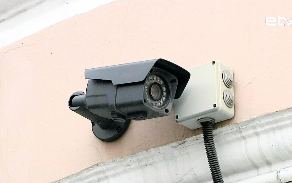 Камера слежения в Москве.