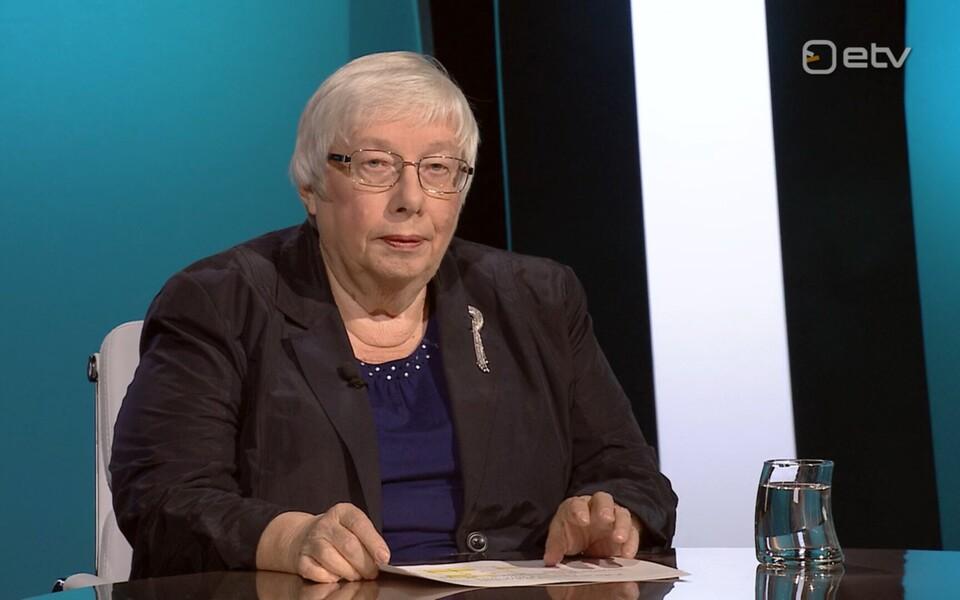 Marju Lauristin.
