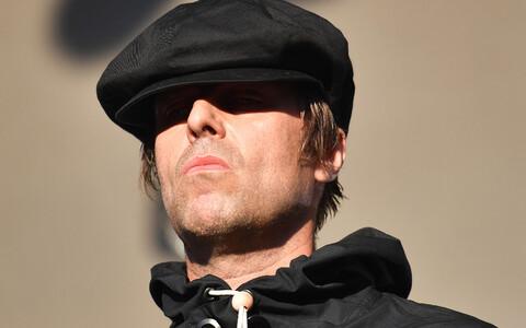 Liam Gallagher Peaky Blindersi festivalil Birmingham 2019. aasta septembris.