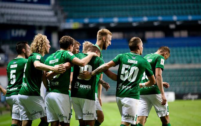 Tallinna FC Flora mängijad
