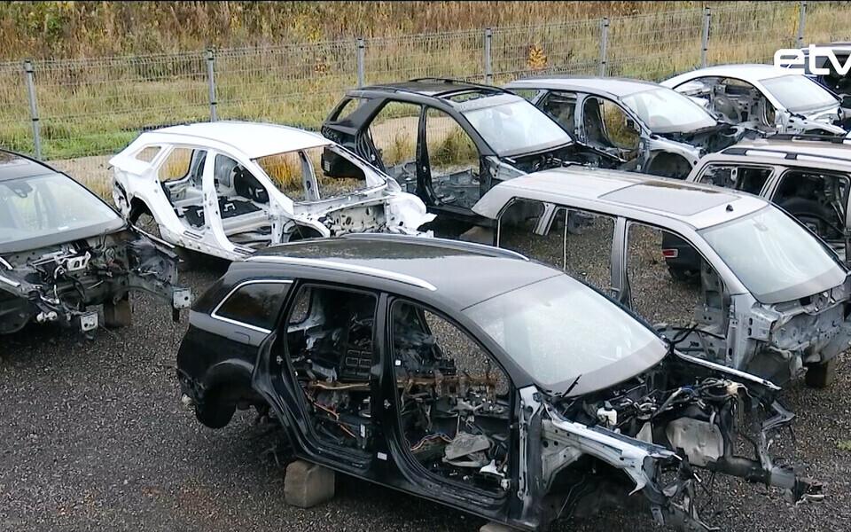 Бесхозные автомобили.