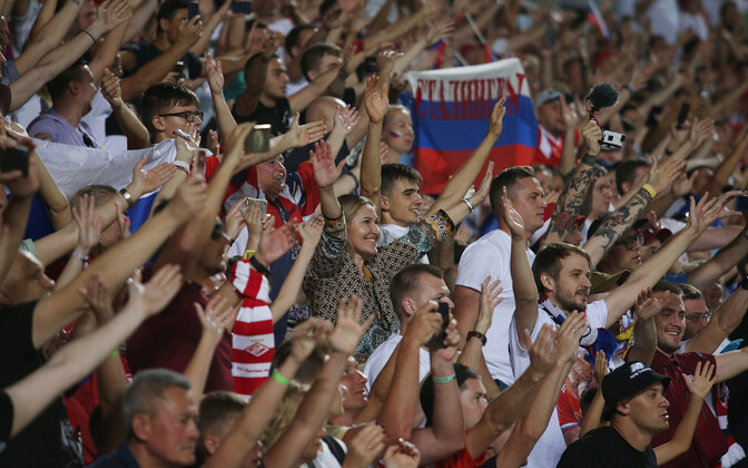 Venemaa jalgpallikoondise fännid
