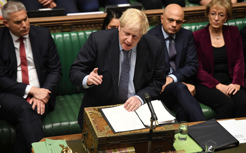 Борис Джонсон был категорически против того, чтобы просить Брюссель о новой отсрочке.