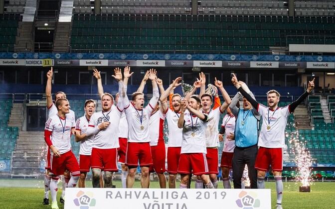 FC Lebo Ülesanne