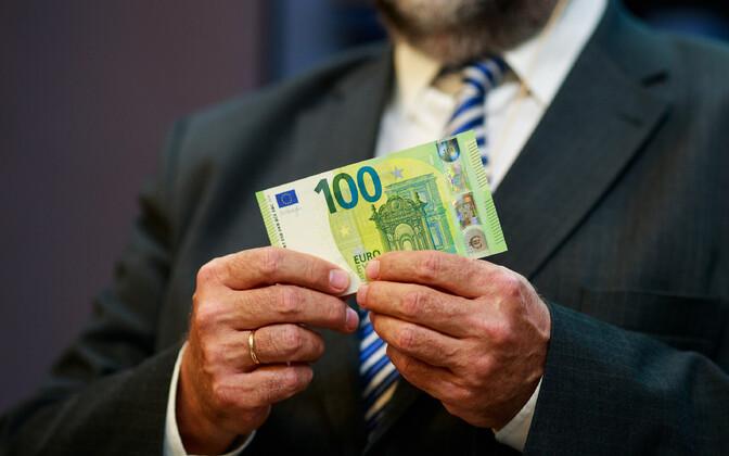 Sajaeurone rahatäht.