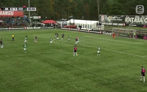 Nõmme Kalju FC - Tallinna FC Flora