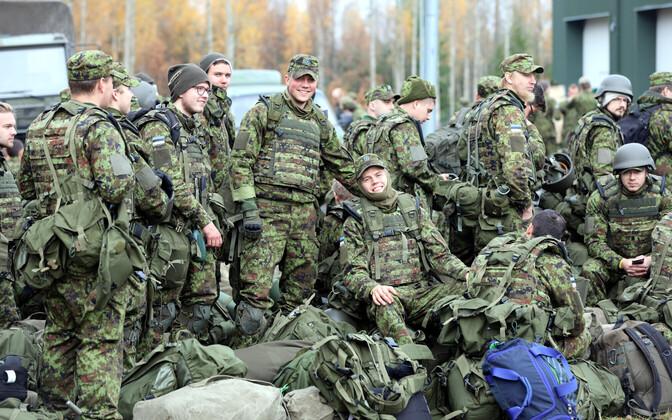 23. jalaväepataljoni lahkformeermine, Okas 2019.