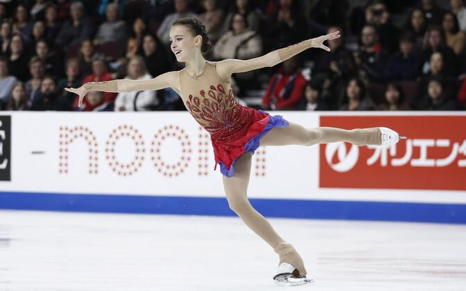 Anna Štšerbakova