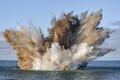 The Navy blew-up a torpedo near Saaremaa.