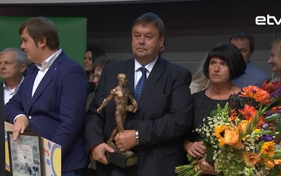 Предприниматель из Ляэне-Вирумаа Индрек Кламмер удостоен титула земледельца года.