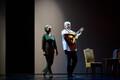 """Vene Teatri uuslavastuse """"Vanamoeline komöödia"""" pressiesitlus."""