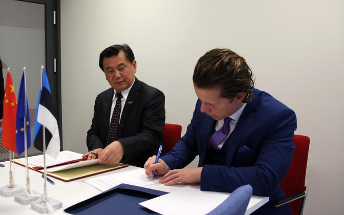 Эстония сможет назначать операторами авиамаршрутов с Китаем любые авиакомпании из стран ЕС.