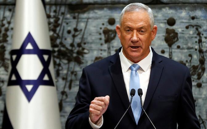 Iisraeli poliitik Benny Gantz.