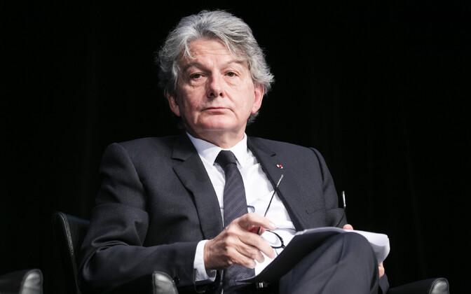 Thierry Breton.