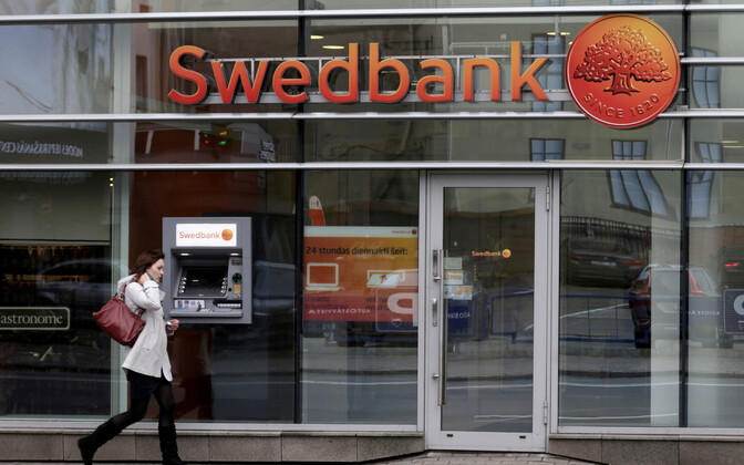 Swedbank Riias.