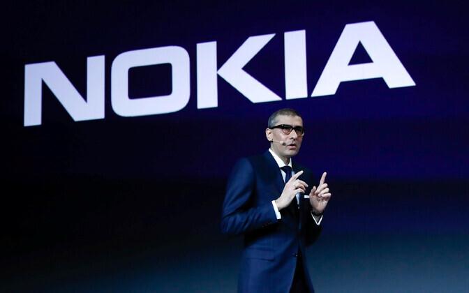 Nokia tegevjuht Rajeev Suri.