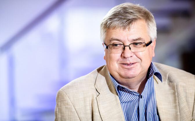 Nordica board chair Erki Urva.