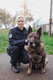 Macho the police dog is retiring after 10 years' service.