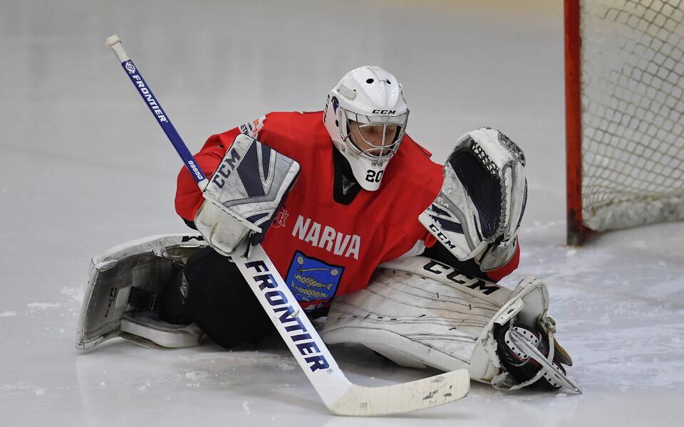 Jäähoki meistriliiga: Narva PSK - HC Everest