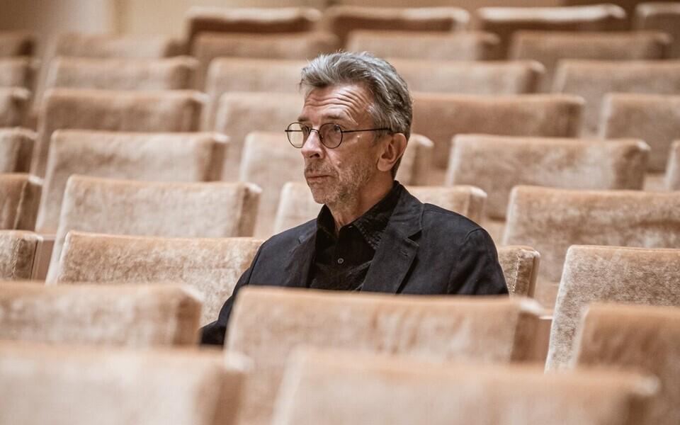 Erkki-Sven Tüür EMTA kontserdisaalis 24.10.2019