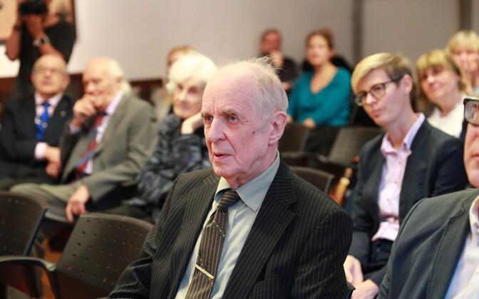 Ott Rauna raamatu esitlus Tallinna Linnaarhiivis.