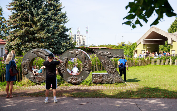Tallinna loomaaed 80 pereüritus aastal 2019