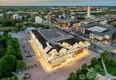 Тартуский универмаг хотят сделать четырехэтажным.