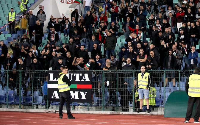 Bulgaaria jalgpallifännid