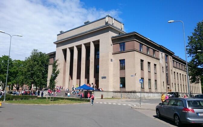 Salme kultuurikeskus.