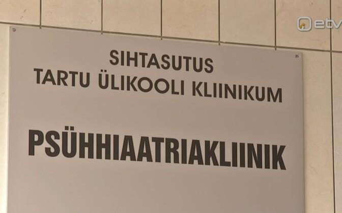 Tartu ülikooli kliinikumi psühhiaatriakliinik.