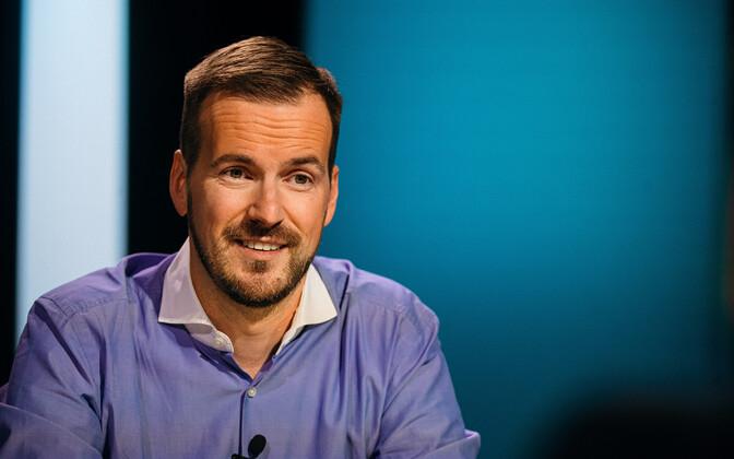 TransferWise cofounder Taavet Hinrikus