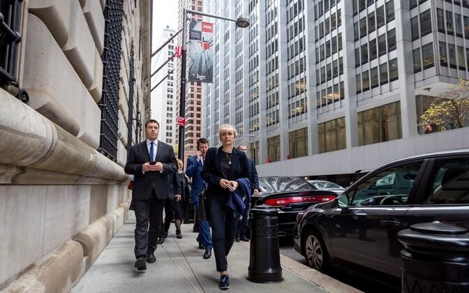 Peaminister Jüri Ratas New Yorgis