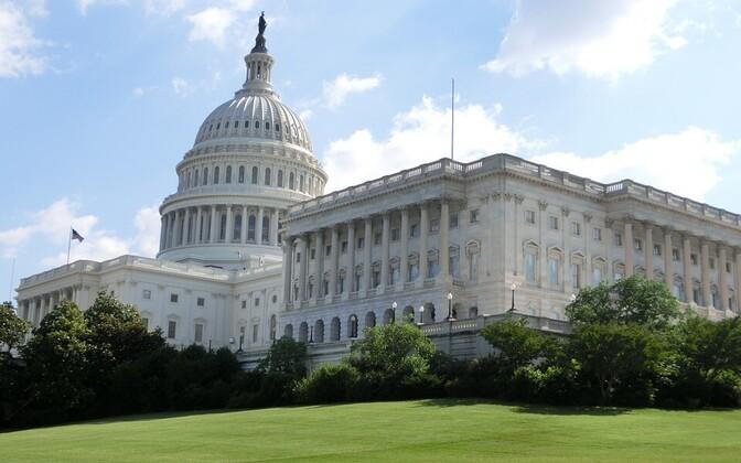 Капитолий Вашингтона.