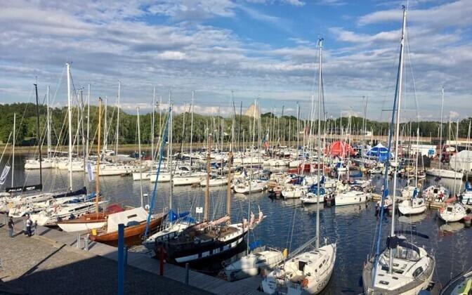 Eesti sai avamerepurjetamise ORC klassi 2021. aasta maailmameistrivõistluste korraldamisõiguse