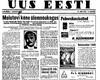 Uus Eesti 1.11.1939