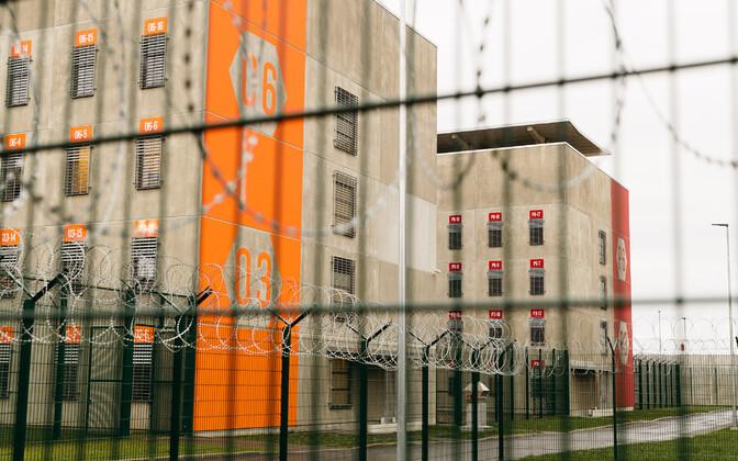 Таллиннская тюрьма.