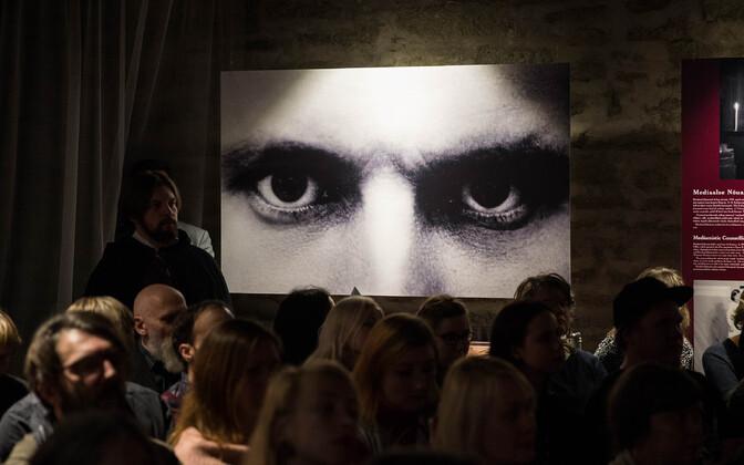 Metapsüühiline Tallinn näitus