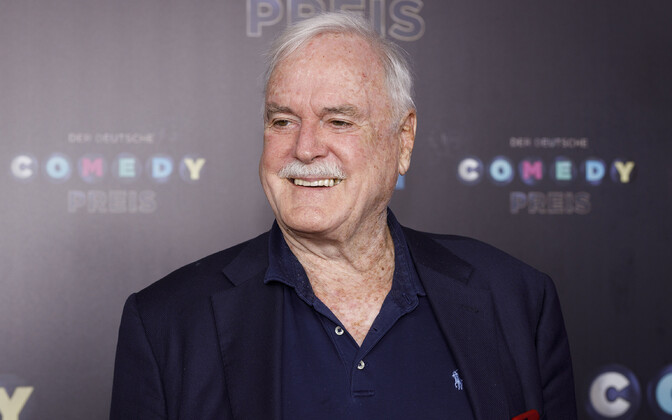 John Cleese brings his one-man show
